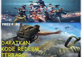 Kode Redeem FF 24 September 2020